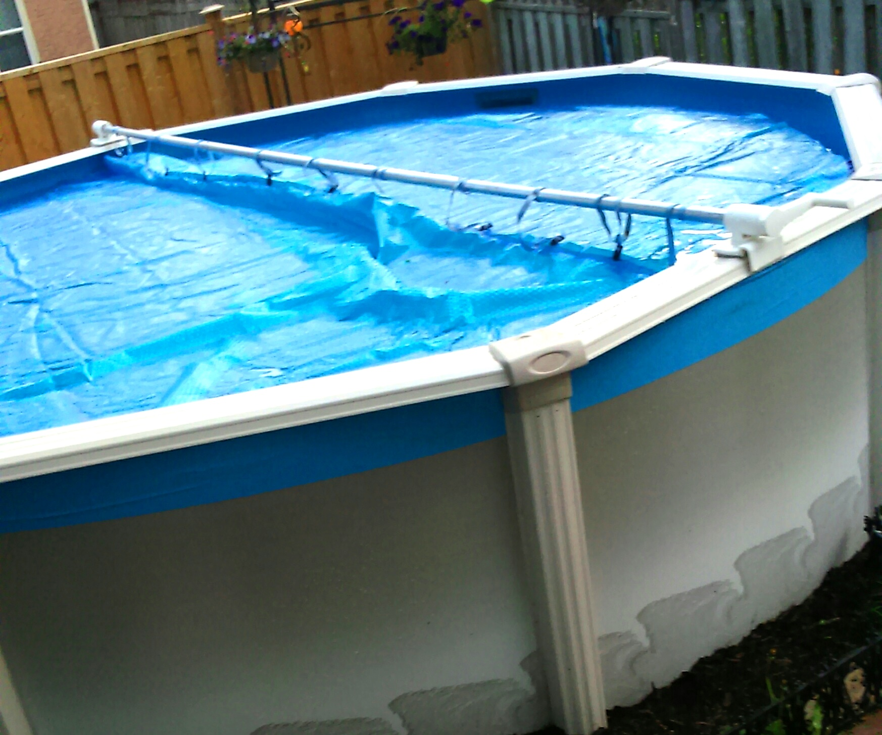 LILYAN'S 15' ABOVE GROUND POOL (11)